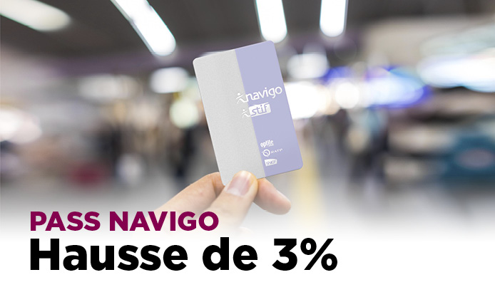 illustration pass navigo augmentation tarif transports paie